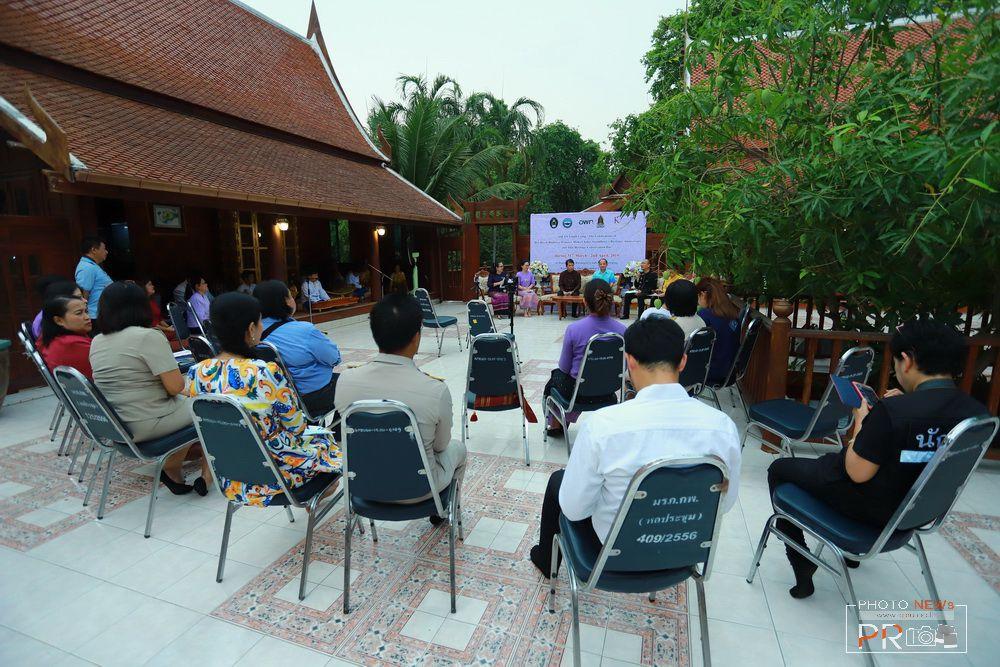 งานแถลงข่าว โครงการอบรมเชิงปฏิบัติการเยาวชนนาฏศิลป์อาเซียน ครั้งที่ 6-2
