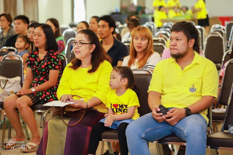 กิจกรรมปฐมนิเทศและประชุมผู้ปกครอง ประจำปีการศึกษา 2562-3